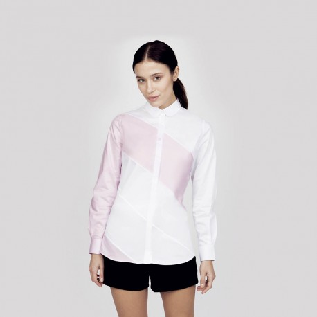 Metis white/ pink by LEVERDEZ