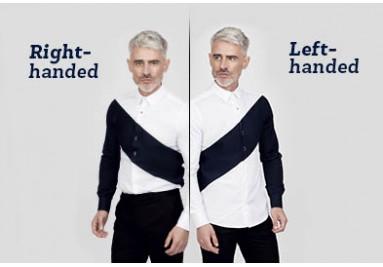 Left-hander / Right-hander